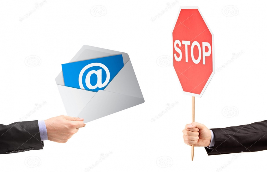 E-mail weigeren in Gmail van bepaald e-mailadres