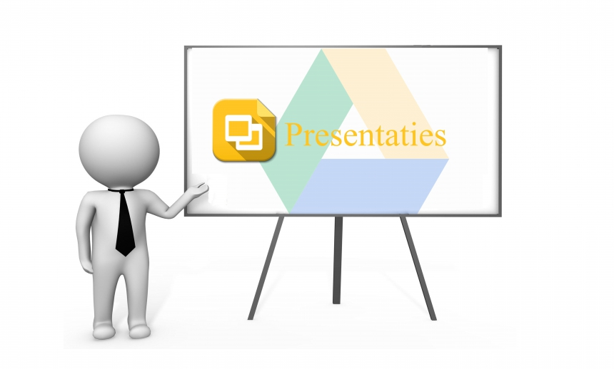 how to put a powerpoint on google drive